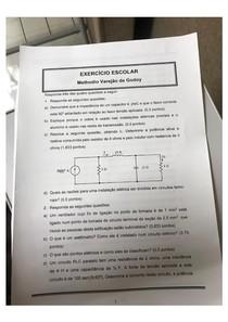 Methodio Varejao exercicios de circuitos