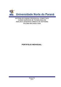 Portifolio-