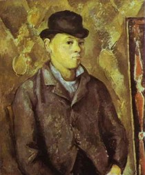 Paul Paul Cézanne - The Artists Son-Paul