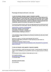 Psicologia do Desenvolvimento Ciclo Vital   Apanhado 1.pdf