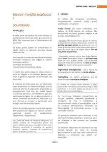 1- Dislipidemias (Bioquímica Clínica)