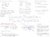 [FÍSICA] Resumo_Campo Magnético e Fluxo Magnético