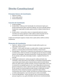 Direito Constitucional - Thiago Varella