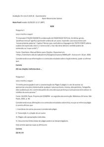 AOL4 Metodologia da Pesquisa