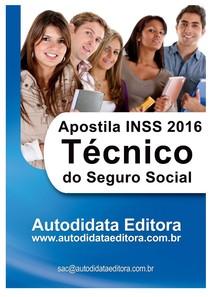 Apostila Inss Tecnico Seguro Social Pdf