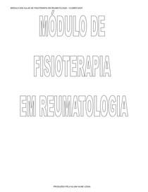 Módulos De Fisioterapeuta