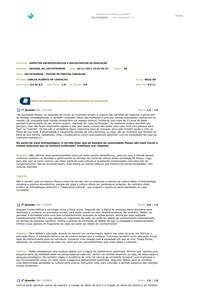 AV ASPECTOS ANTROPOLÓGICOS E SOCIOLÓGICOS DA EDUCAÇÃO 2017