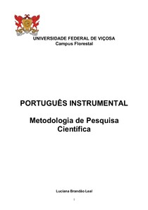 Apostila Portugues Instrumental