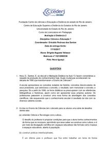 AD2 Ciência e Educação 1 2017.2 para envio