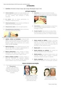 Semiologia do exame físico geral e seus principais achados