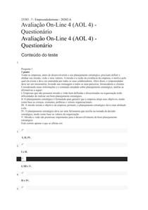 aol4 empreendedorismo