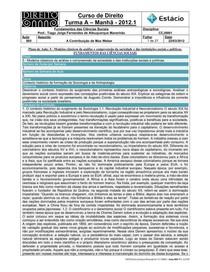 CCJ0001-WL-RA-05-Fundamentos das Ciências Sociais _22-03-2012_