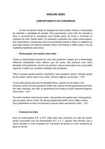 ANÁLISE ADES (estudo de caso)