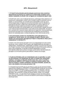 AP2 - Bioquímica II - 2020.1