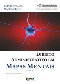 Mapas Mentais -Direito Administrativo - Ponto dos Concursos