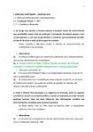 Av1 Tópicos Especiais em Contabilidade I Ciências Contábeis UNOPAR 2016 (Questões e Respostas)