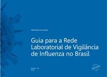 Guia laboratorial influenza vigilancia brasil