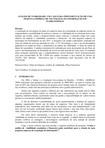 modelo de analise de viabilidade