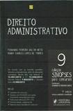 Coleção Sinopses v. 9   Direito Administrativo (2014)