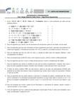 1a. Lista de Exercicios Algoritmos Sequenciais IP SIS CCP ECP Casa