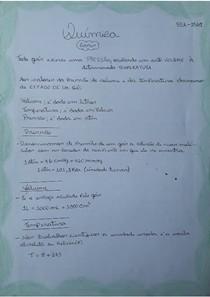 Gases - SSA2 - Química