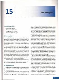 Capítulo 15 - Diarréia Aguda