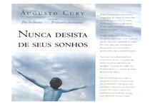 Nunca Desista De Seus Sonhos Augusto J Cury1 Livros 33