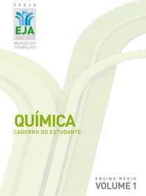 supletivo Química QUÍMICA VOLUME   1