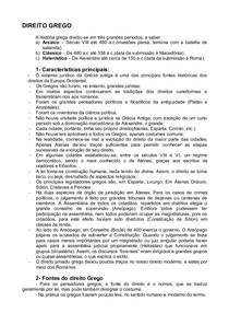 AULA - Direito Grego