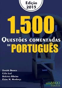 1.500 QUESTÕES COMENTADAS DE PORTUGUÊS