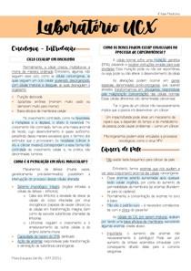 Bioquímica e Laboratório UCX