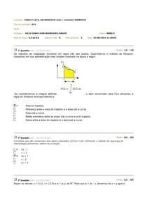AV2 - Calculo Numérico 2014.1