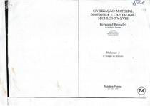 8th Divisões do Tempo e Espaço; Fernand Braudel