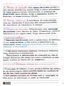 Resumo, Sarampo pt2