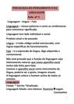 PSICOLOGIA DO PENSAMENTO E DA. 1º