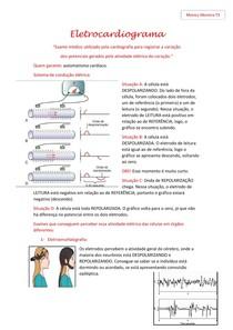 Eletrocardiograma (revisão)