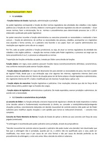 Direito Processual Civil I - Part II