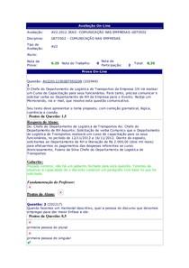 AV2 - Comunicação nas Empresas