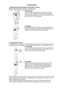 54 Exercícios de Alongamento