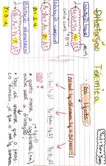 Resumo calorimetria (ENEM)