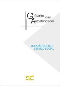 questao social e servico socia GABARITO