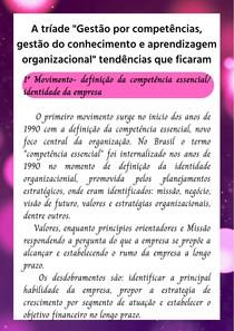 Resumo Organizacional