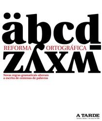 Novo Acordo Ortográfico SESI PR - cadernoortografico