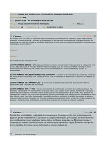 Avaliaçoes Suplementares 2014