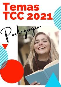 Temas TCC PEDAGOGIA 2021