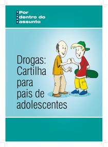 cartilha pais adolescentes drogas