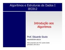 AED - Aula 2