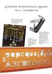 Cadernos de Tipografia e Design 11