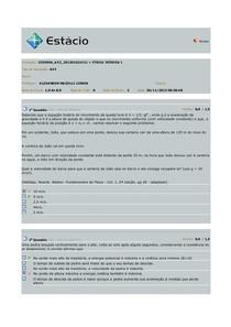 AV2 - FISICA