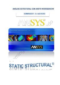 Análise Estrutural com ANSYS Workbench 2015